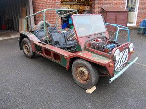 1978 Mini Moke Barn Find