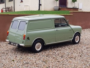 Picture of 1968 Very Nice Early Mini Van SOLD