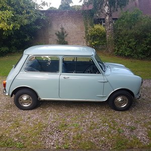 1963 Mk 1 Genuine Low Mileage, Highly Original