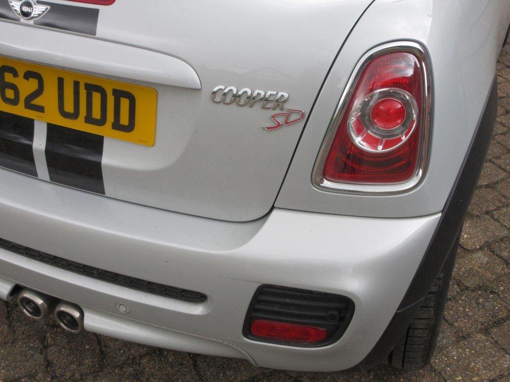 2012 Mini Cooper SD Convertible For Sale (picture 5 of 5)