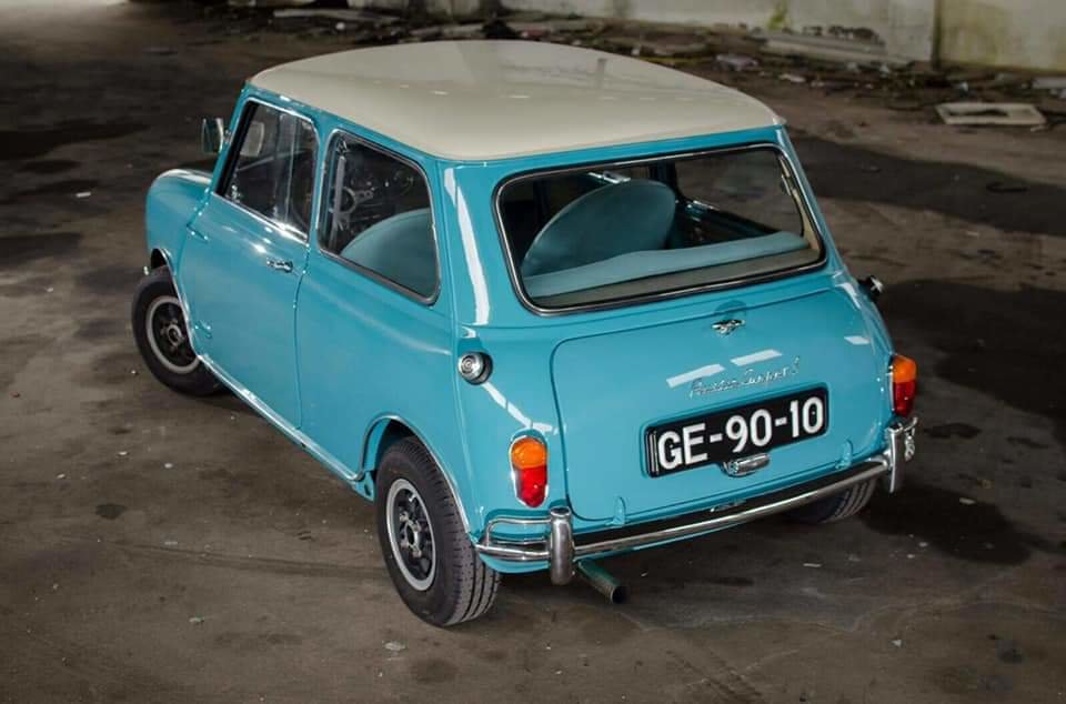 1965 Austin Mini Cooper S  (Matching Numbers) For Sale (picture 1 of 6)