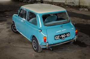 Austin Mini Cooper S  (Matching Numbers)