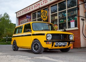 1980  Mini Clubman Estate Special