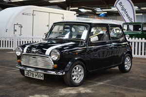 1991 Mini Cooper For Sale by Auction
