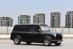 1981 Amazing 92 BHP 1380cc Mini Van