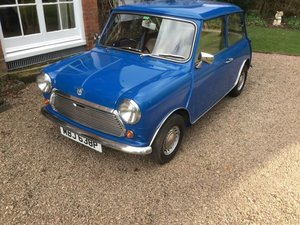 1976 Mini 1000 For Sale by Auction