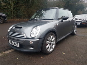 2002 Mini Cooper S 74000 miles! For Sale