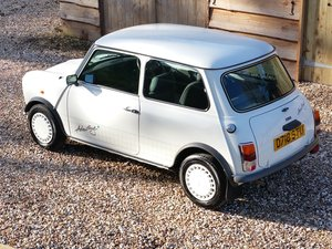 1987 Immaculate Mini Advantage On Just 6300 Miles In 33 Years!