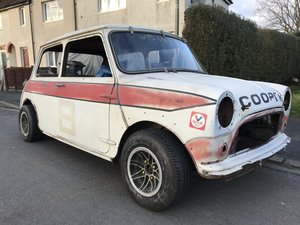 1967 Austin Mini Cooper S Mk1 1275  For Sale