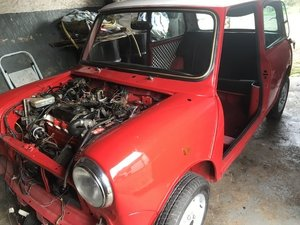 1993 Mini Cooper For Sale by Auction