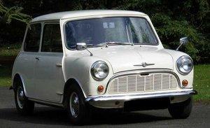 0001 1959-1967 MK1 AUSTIN MINI WANTED MK1 MINI WANTED Wanted