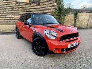2011 MINI Countryman 1.6 Cooper S All4 Low miles+£4.7k of Extras