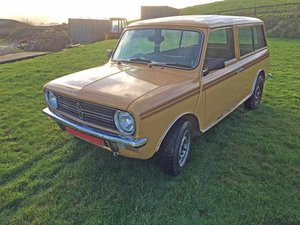 1979 Mini Clubman Estate