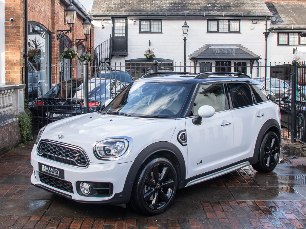 2018 Mini    Countryman S All4  For Sale (picture 4 of 18)