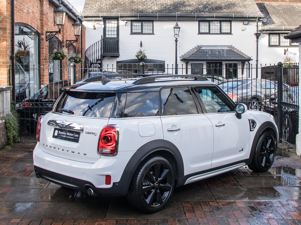 2018 Mini    Countryman S All4  For Sale (picture 7 of 18)