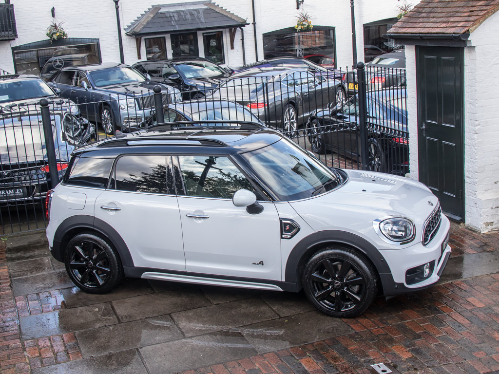 2018 Mini    Countryman S All4  For Sale (picture 8 of 18)