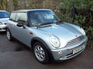 2005 Mini Cooper  1.6 For Sale
