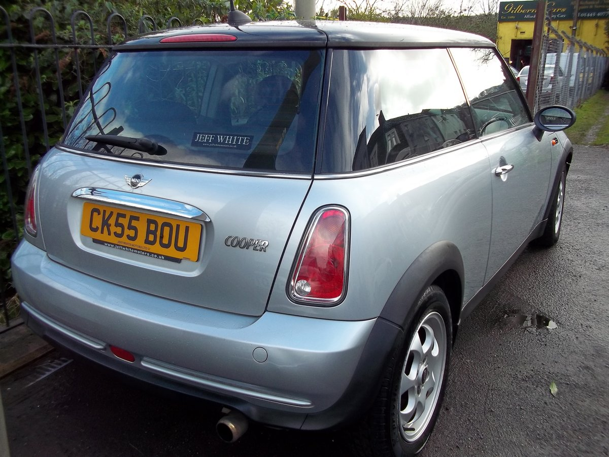 2005 Mini Cooper  1.6 For Sale (picture 2 of 5)