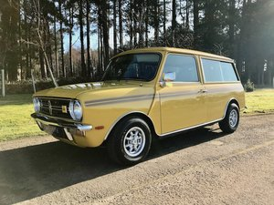 1978 Austin Mini Clubman Estate 45k miles, ONE OF A KIND!
