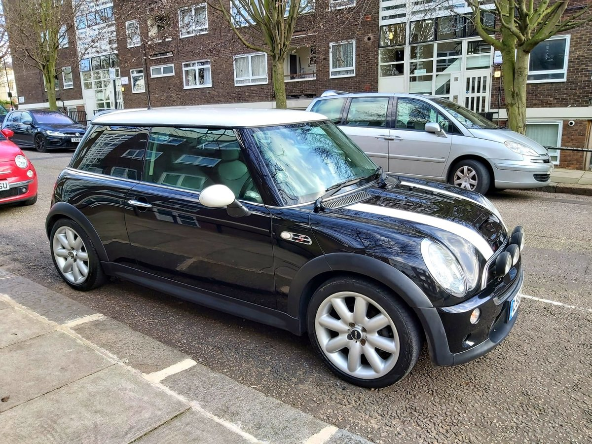 2002 Mini Cooper S low mileage genuine future classic For Sale (picture 3 of 5)