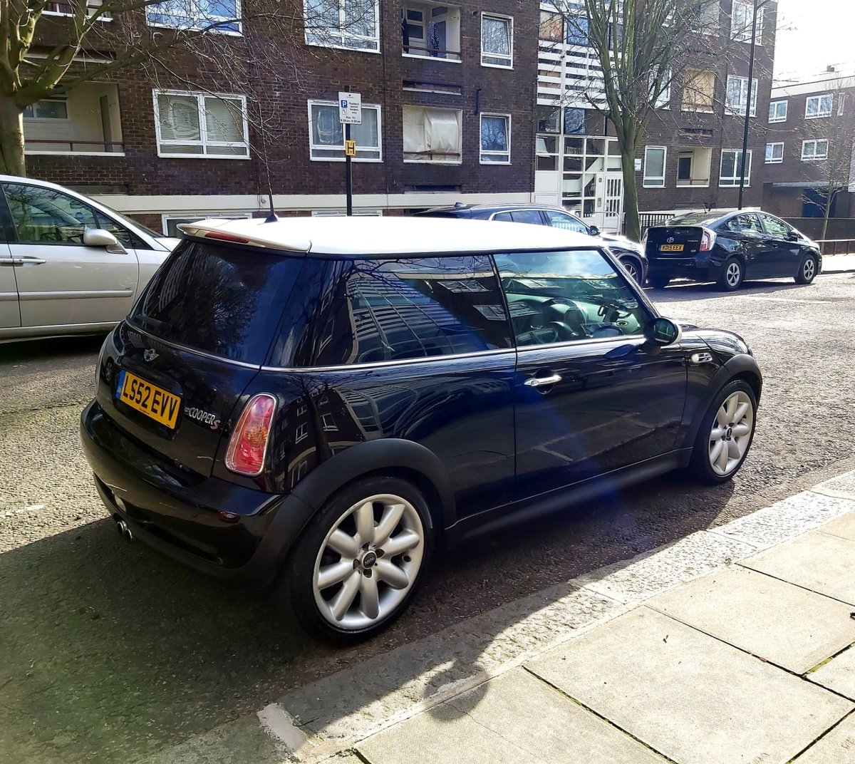 2002 Mini Cooper S low mileage genuine future classic For Sale (picture 4 of 5)