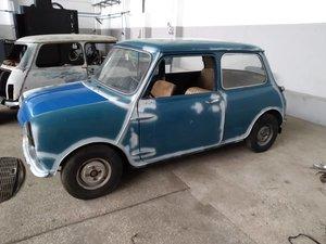 1968 Mini mk2 998