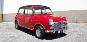 1969 Austin Mini Cooper S mk2