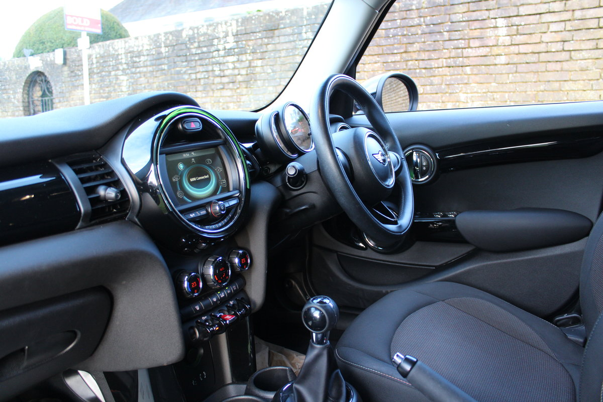 2016 Mini Hatch Cooper 1.5 Petrol Turbo Pepper Pack SOLD (picture 6 of 6)