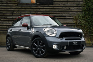 2015 MINI Countryman 1.6 Cooper S Park Lane All4 Automatic