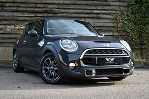 2014 Mini 1.6 Cooper S Automatic Low Mileage+FSH+Pan Roof