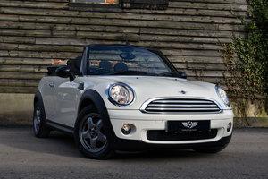 2009 Mini 1.6i Cooper Convertible (59) FSH+RAC Approved