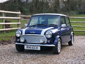 1998 Lovely Mini Cooper On Just 18200 Miles In 22 Years For Sale