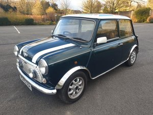 1991 Rover Mini Cooper 1275 For Sale by Auction