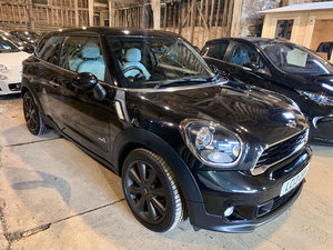 2013 MINI Paceman 1.6i Cooper S All4 Auto Great Spec with FSH