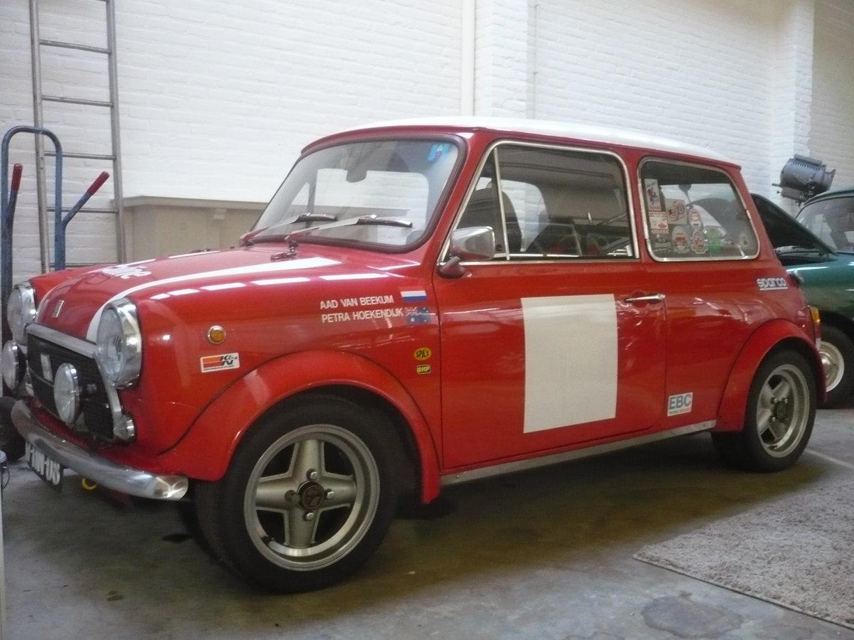 1972 Mini innocentti historic / rally cooper For Sale (picture 1 of 6)