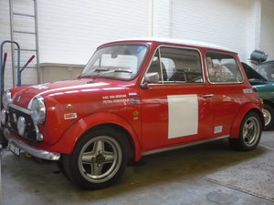 Mini innocentti historic / rally cooper