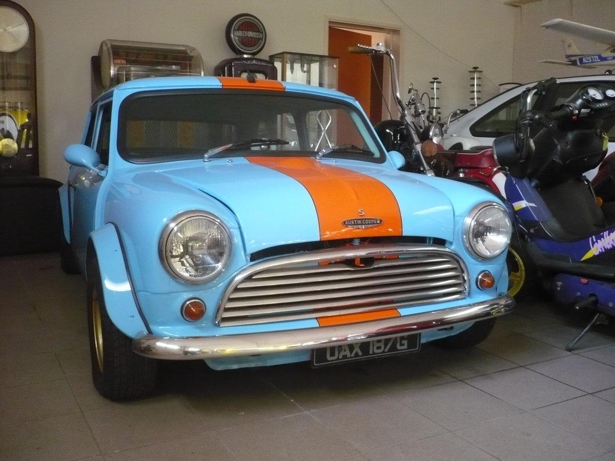 1972 Mini innocentti historic / rally cooper For Sale (picture 4 of 6)