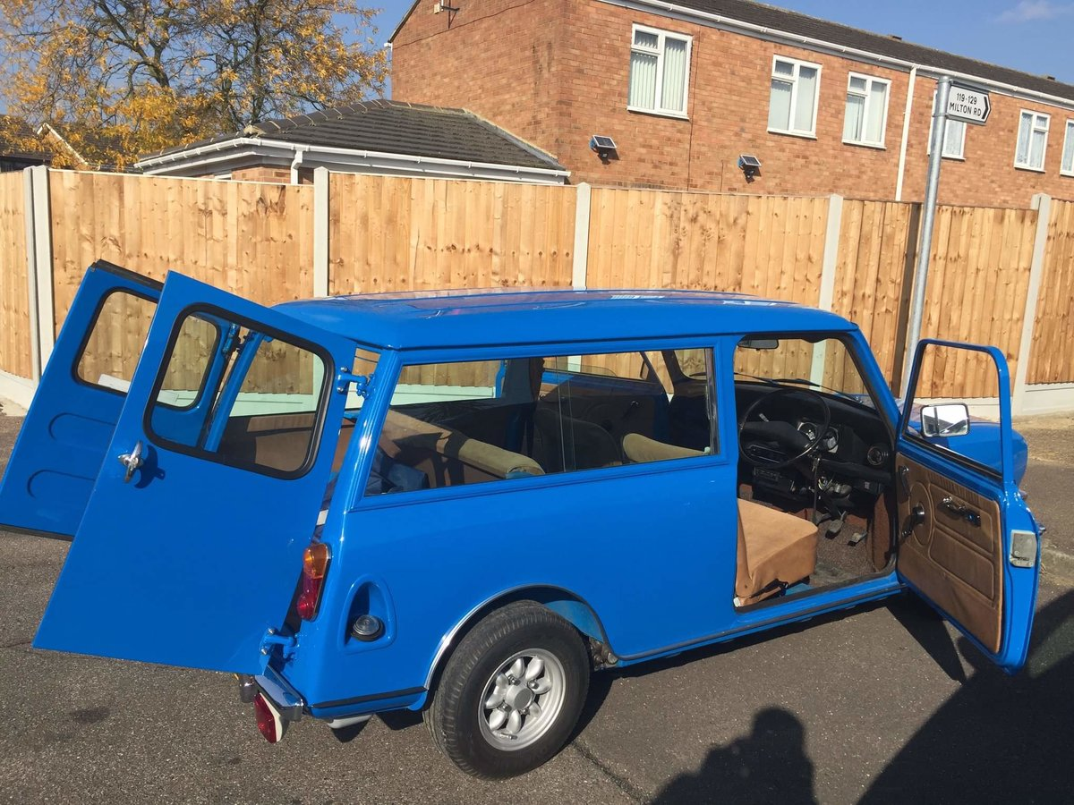 1976 MINI CLUBMAN ESTATE  For Sale (picture 1 of 3)