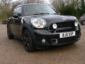2011 Countryman Cooper S ALL4