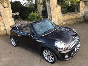 Mini Cooper Convertible D Highgate edition
