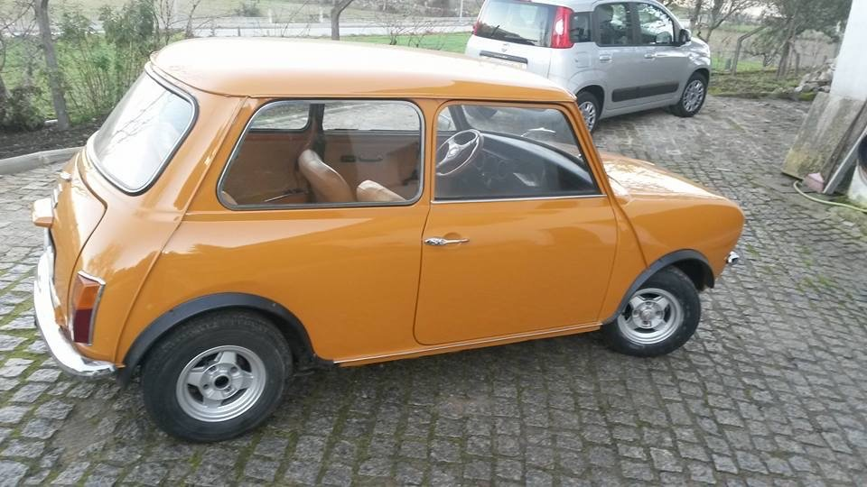 1972 Mini clubman 1275gt For Sale (picture 1 of 6)