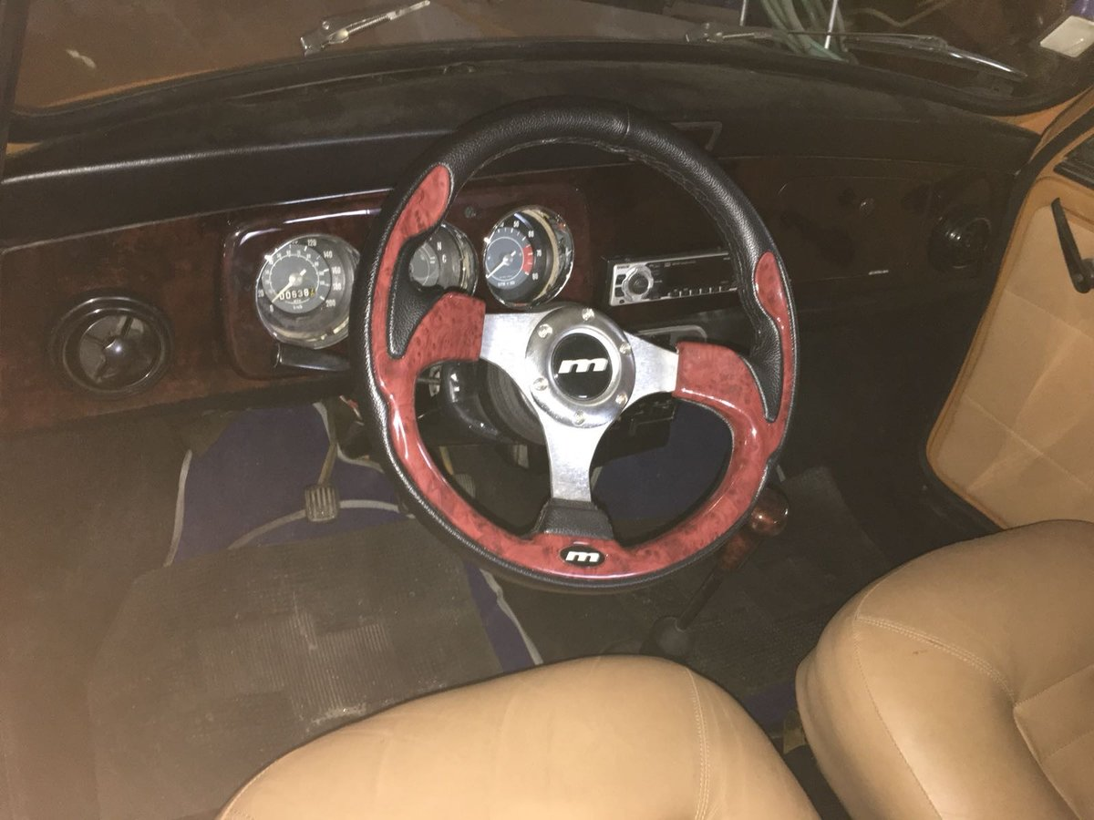 1972 Mini clubman 1275gt For Sale (picture 3 of 6)
