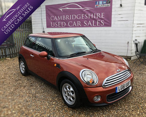 MINI Hatch 1.6 One Avenue 3dr