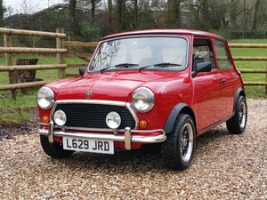 1994 Mini Sprite 1275 cc Carburettor On 9400 Miles From New