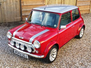 Picture of 2000 Immaculate Mini Cooper Sport On Just 26850 Miles From New! SOLD