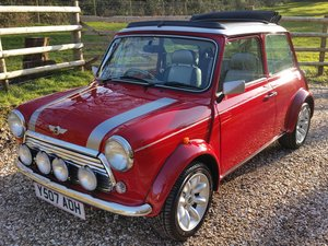 Picture of 2001 Immaculate Mini Cooper Sport On Just 15100 Miles From New! SOLD