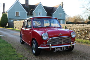 Austin Cooper 970-S (1964) Early Rare Car In Restored Condit For Sale