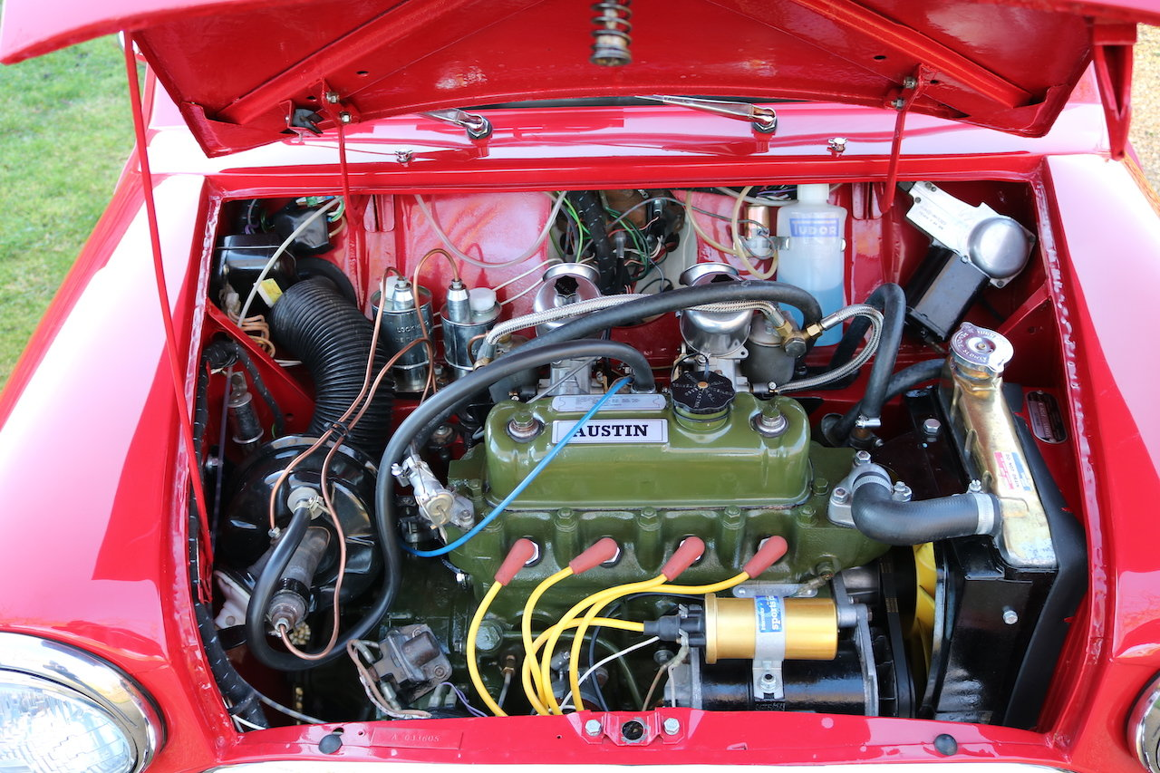 Austin Cooper 970-S (1964) Early Rare Car In Restored Condit For Sale (picture 6 of 6)