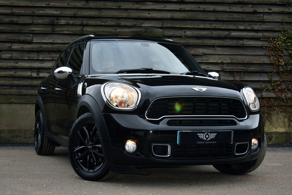 2011 MINI Countryman 1.6 Cooper S Auto All4 FSH+£4.5k of Extras For Sale (picture 1 of 6)