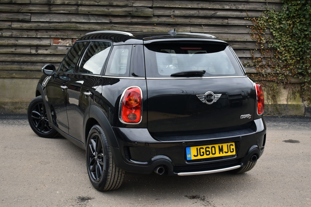 2011 MINI Countryman 1.6 Cooper S Auto All4 FSH+£4.5k of Extras For Sale (picture 3 of 6)